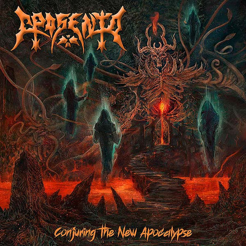 Aposento- Conjuring The New Apocalypse CD on Xtreem Music