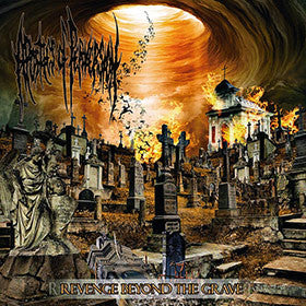 APOSTLES OF PERVERSION- Revenge Beyond The Grave CD on P.E.R.