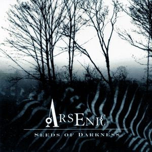 Arsenic- Seeds Of Darkness CD on Baphomet Rec.