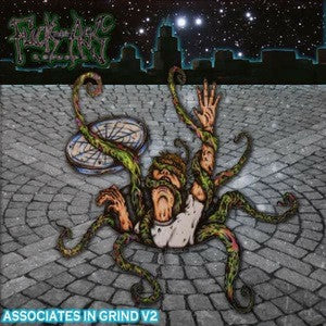 Associates In Grind- V.2 Comp. CD on F*ck The A*s Recordz