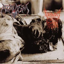 Atavism / Decrepit Artery- Split PRO-CDR on Sewer Records