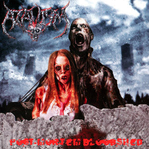 Atavism / Putrefied Genitalia-Postmortem Bloodshed / Forced Self