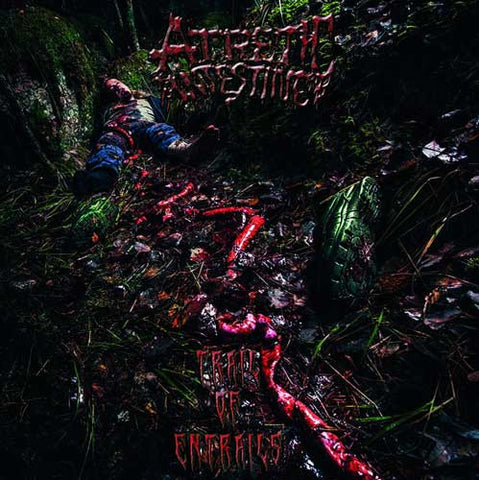 ATRETIC INTESTINE- Trail Of Entrails CD on Sevared Rec.