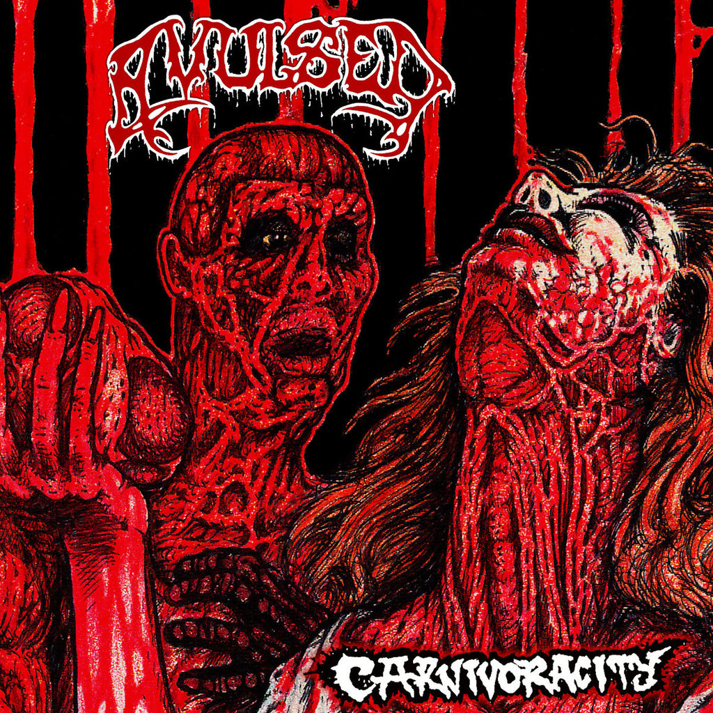 Avulsed- Carnivoracity CD on Xtreem Music