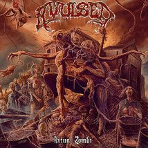 AVULSED- Ritual Zombi CD on Sevared Rec.