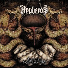 Aypheros- Ascendet Novissima Tua CD on PRC
