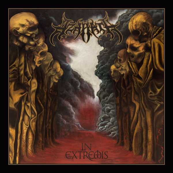 Azarath- In Extremis DIGI-CD on Agonia Rec.