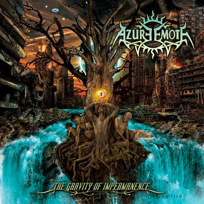 Azure Emote- The Gravity Of Impermanence CD on Selfmadegod