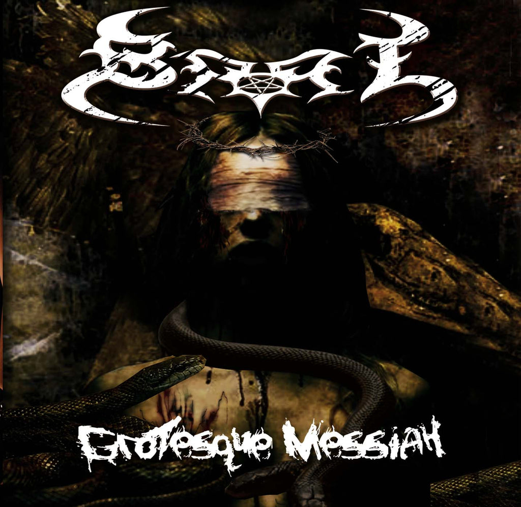Baal- Grotesque Messiah CD on American Line Prod.