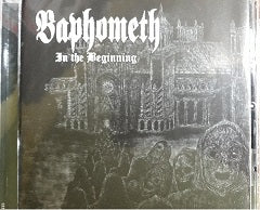 Baphometh- In The Beginning CD on Necronausea Rec.