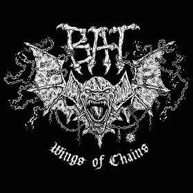 Bat- Wings Of Chains CD on Hells Headbangers