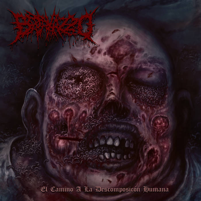 Batakazzo- El Camino A La Descomposicion Humana CD on Putrid Tomb Rec.