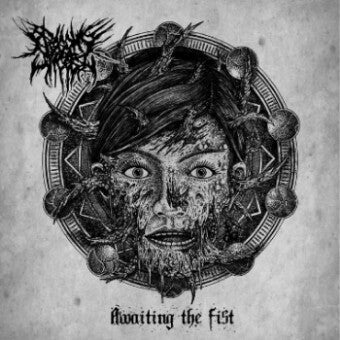 Begging For Incest- Awaiting The Fist CD on Rising Nemesis Rec.