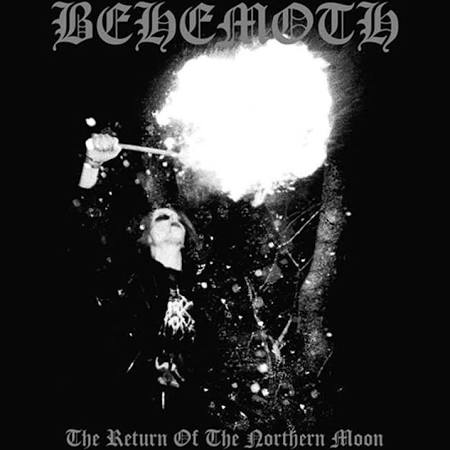 Behemoth- The Return Of The Northern Moon CD on New Aeon Musick