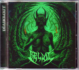 BELIAL- Diabology CD