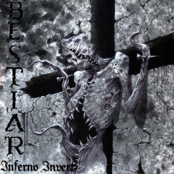 Bestiar- Inferno Invert CD on Mad Lion Records
