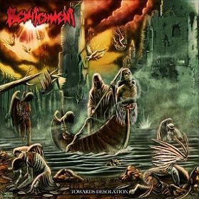 Bewitchment- Towards Desolation Cd on Ciaeneto Rec.