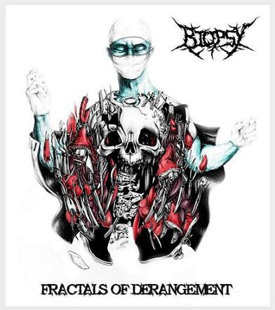 Biopsy- Fractals Of Derangement CD on Transcending Obscurity Distro.