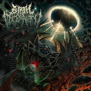 Birth Of Depravity- The Coming Of The Ineffable CD on Anopsys Re