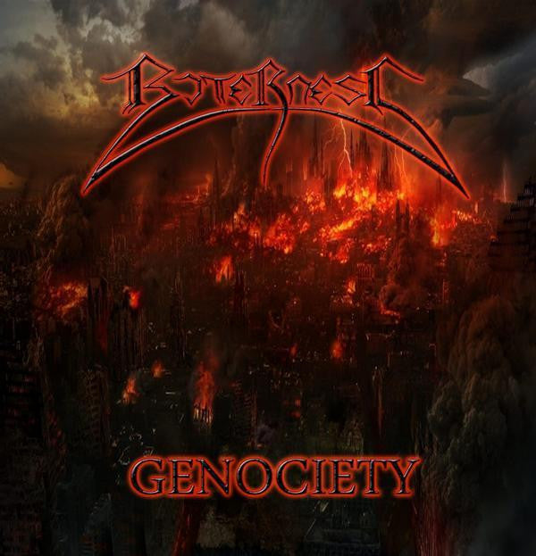 Bitterness- Genociety CD on GUC Prod.