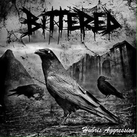 Bittered- Hurbris Aggression CD on Lost Apparitions Rec.