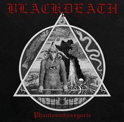 Blackdeath- Phantasmhassgorie CD on Fallen Angels Prod.