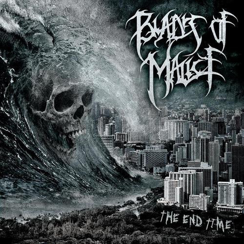 Blades Of Malice- The End Time CD on Lost Apparitions
