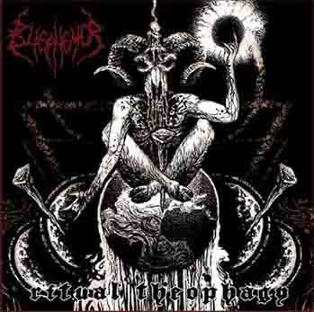 Blasphemer- Ritual Theophagy CD on Comatose
