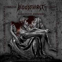 Bloodthirst- Sanctity Denied CD on Pagan Rec.