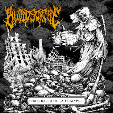 Bloodscribe- Prologue To The Apocalypse DIGI-CD on Gore House Prod.