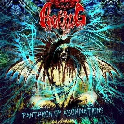 Bokrug- Pantheon Of Abominations CD on Disembodied Rec.