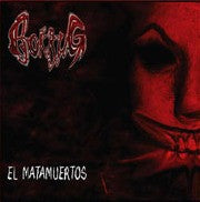Bokrug- El Matamuertos CD on Disembodied Records