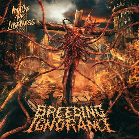 Breeding Ignorance- Image And Likeness CD on Coyote Rec.