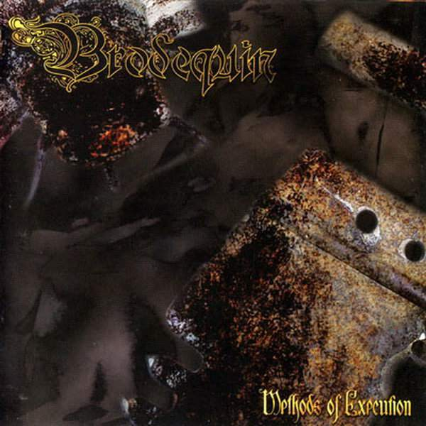Brodequin- Methods Of Execution CD on Unmatched Brutality