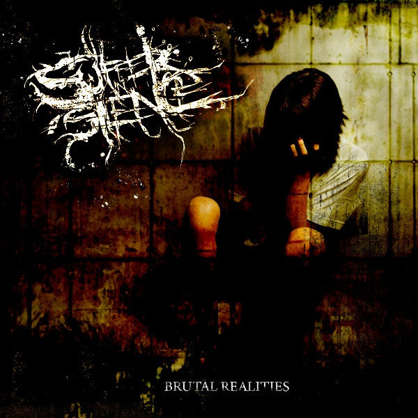 Suffer In Silence- Brutal Realities CD on SG Records