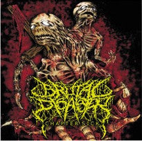 BRUTAL DISASTER- Chapter Sick CD on No Label Records