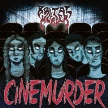 Brutal Murder- Cinemurder CD Self Released