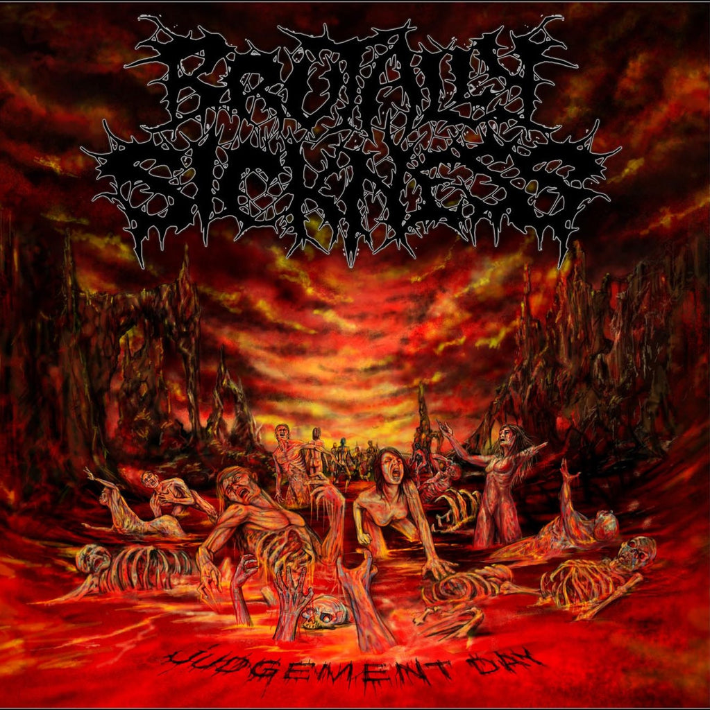 Brutally Sickness- Judgement Day Ultra Brutal Indonesian Comp. C