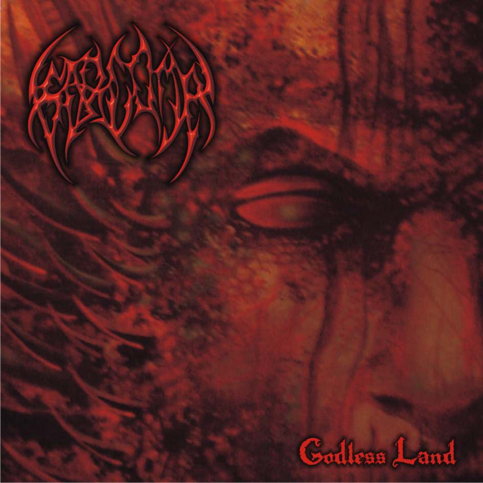 Sarcoma- Godless Land CD on American Line Prod.