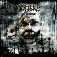 Caedere- Clones Of Industry CD on Grotesque Prod.