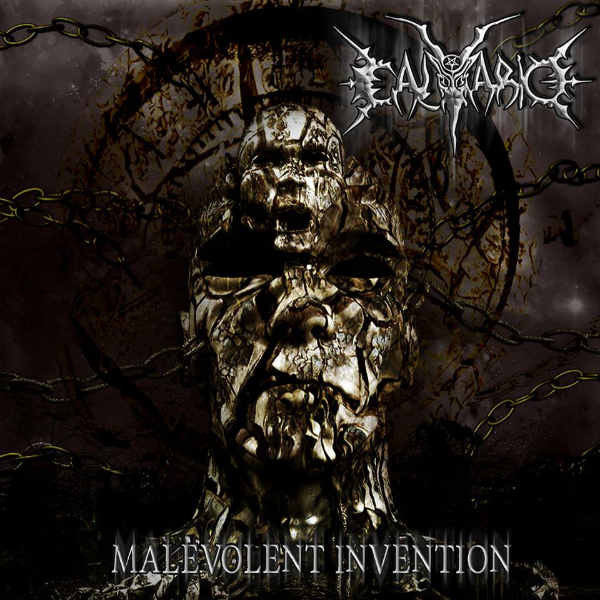 Calvario- Malevolent Invention CD on Rotten Cemetery Rec.