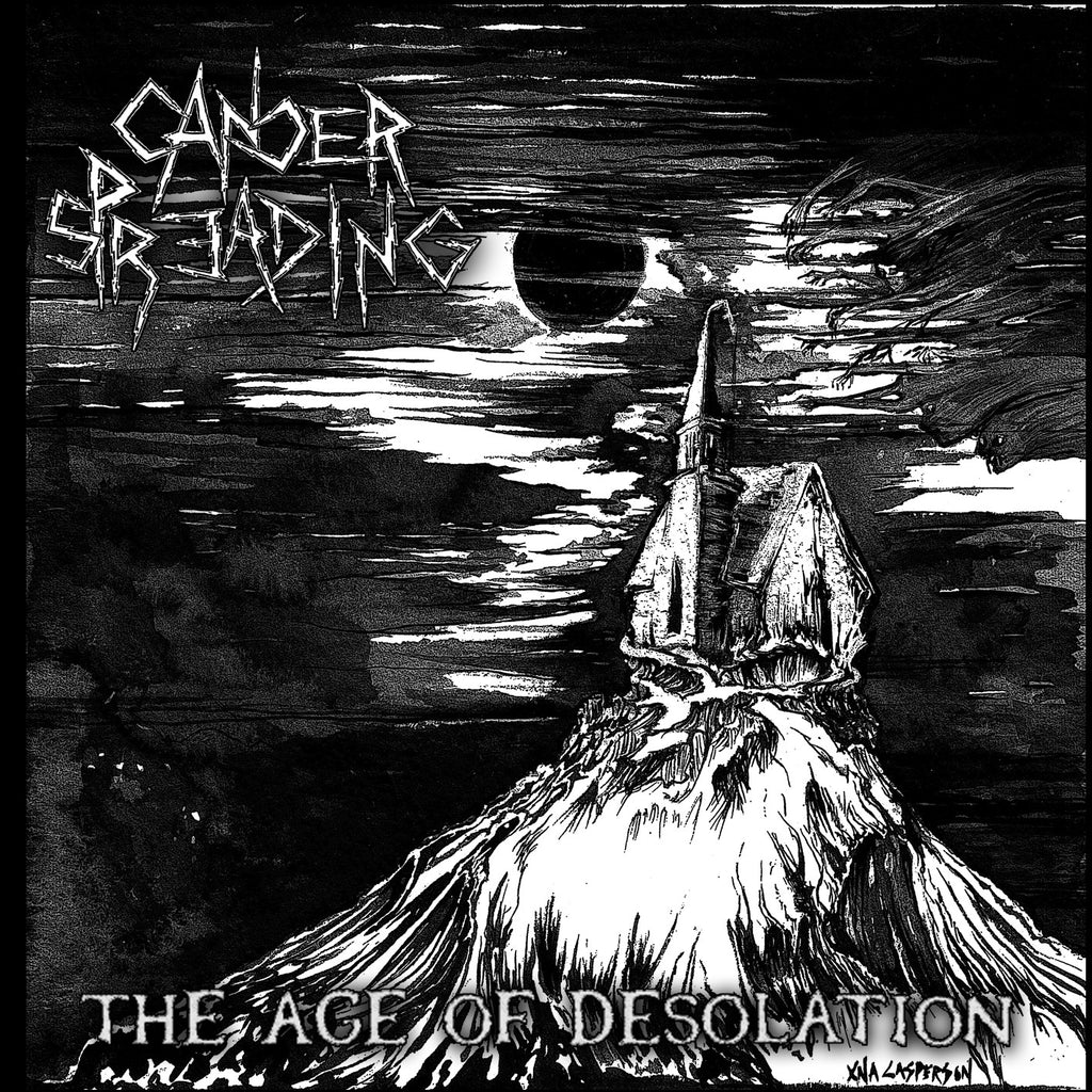 Cancer Spreading- The Age Of Desolation CD on Memento Mori Rec.