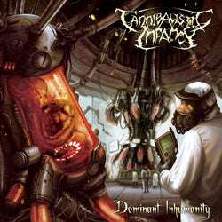 Cannibalistic Infancy- Dominant Inhumanity CD on Soulflesh Colle