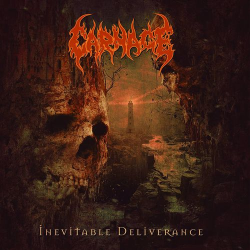CARNAGE- Inevitable Deliverance CD on Sevared Rec.