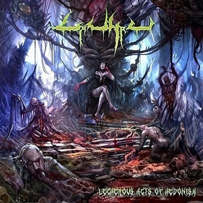Carnal- Lecherous Acts Of Hedonism CD on New Standard Elite
