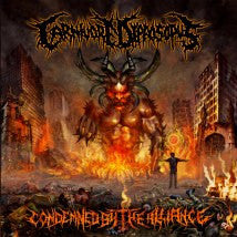 CARNIVORE DIPROSOPUS- Condemned By The Alliance CD on Sevared Re