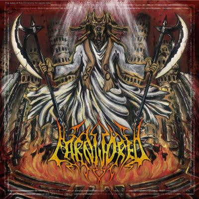 Carnivored- Revival CD on Rottrevore Records