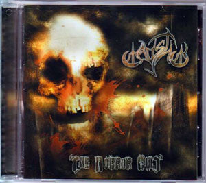 Caustic- The Horror Cult CD on Hecatombe Records