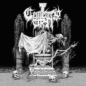 Cemetery Urn- Barbaric Retribution CD on Hells Headbangers