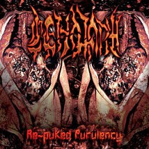 CENOTAPH (TURK)- Re Puked Purulency CD on Sevared Records